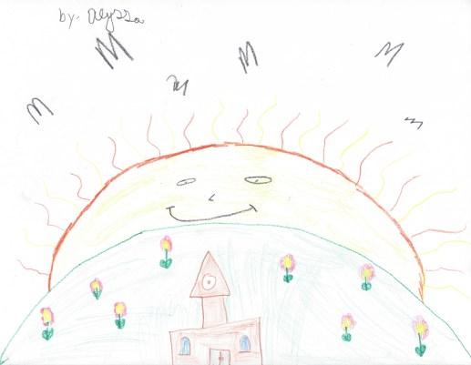 Sunshine by Alyssa